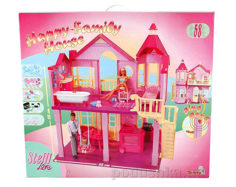 Супер дом для Штеффи Steffi Evi Love 466 1996