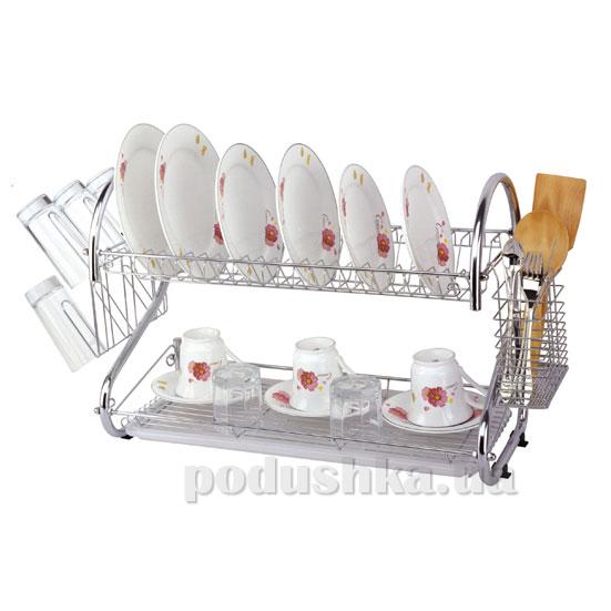 Сушилка для посуды Kamille 0766А