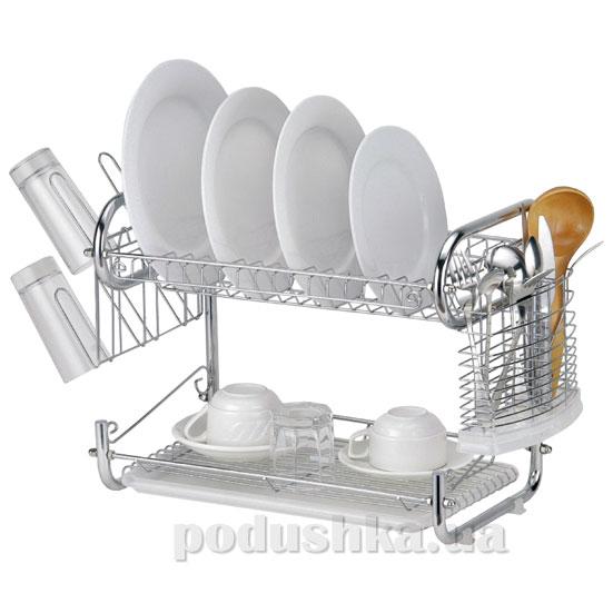 Сушилка для посуды Kamille 0767А