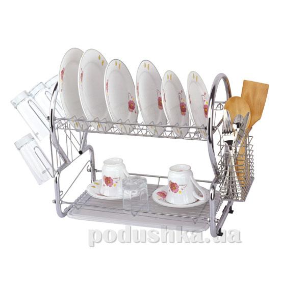 Сушилка для посуды Kamille 0768