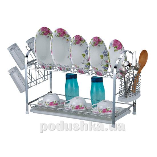 Сушилка для посуды Kamille 0910А