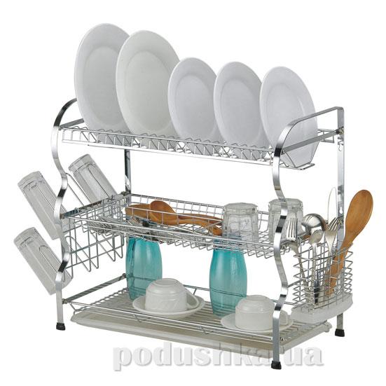 Сушилка для посуды Kamille 0912