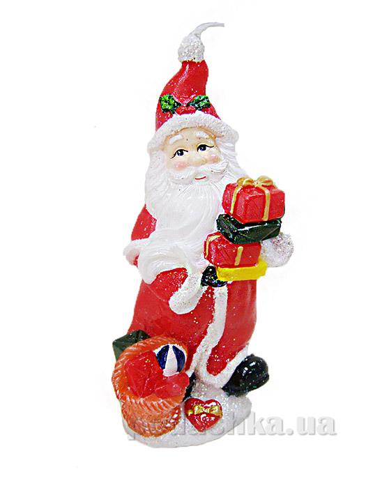 Свеча Дед Мороз Девилон 791019