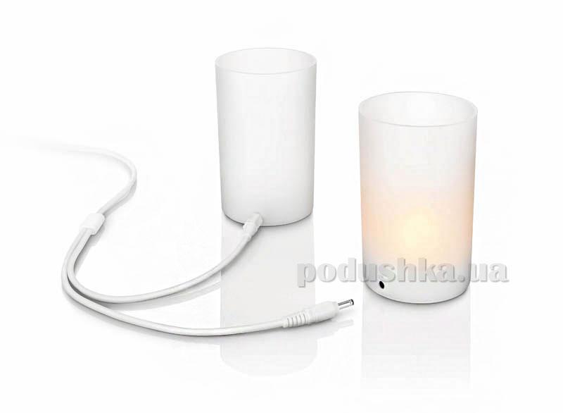 Светильник-настольный 2 свечи Philips 70075/31/PH
