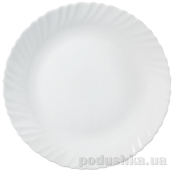 Тарелка десертная Classique White 19 см La Opala LO-11101   La Opala