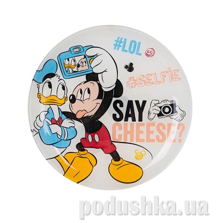 Тарелка десертная Disney Party Mickey 20см Luminarc L4866