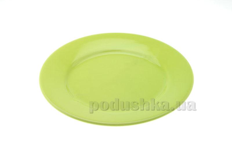 Тарелка десертная Linda 21 см Anis   KERAMIKA