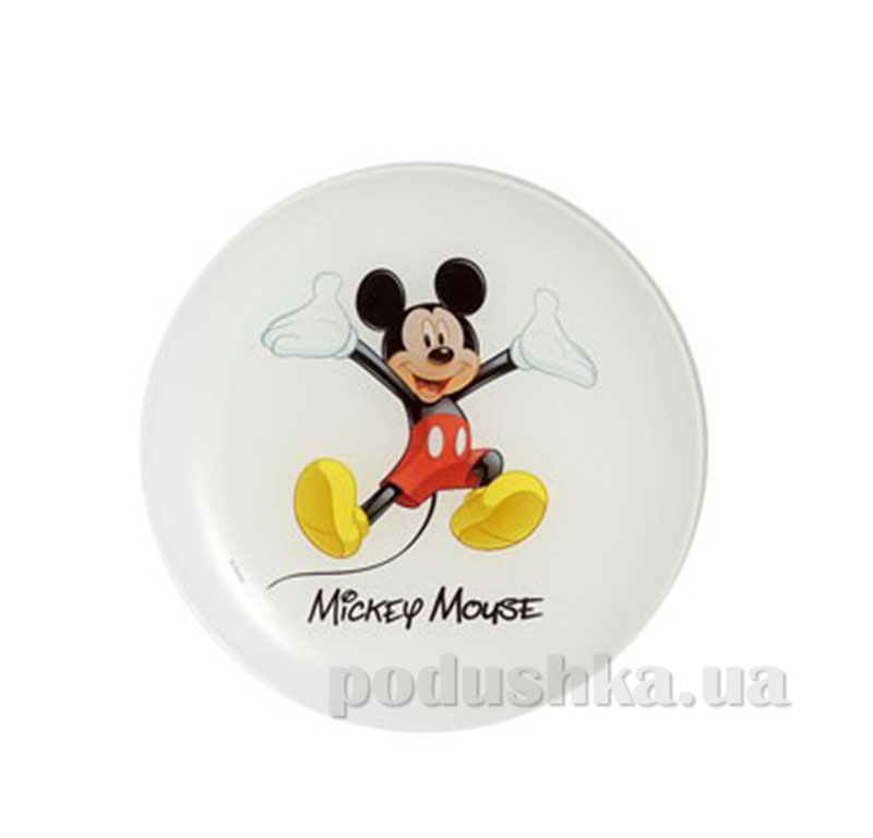 Тарелка десертная Luminarc Disney Mickey Colors G9172
