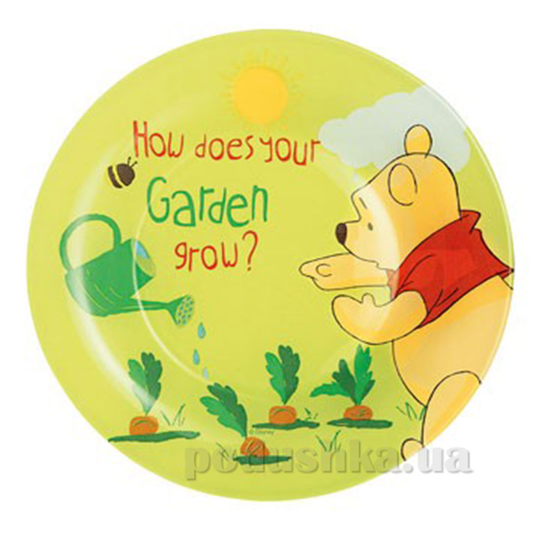 Тарелка десертная Winnie Garden Luminarc H6427