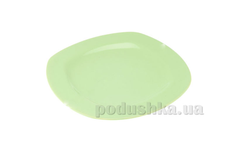 Тарелка десертная Yeditepe 21 см Nile Green   KERAMIKA