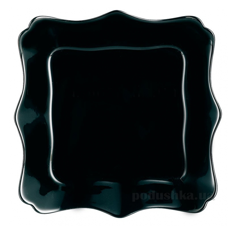 Тарелка для десерта Luminarc Authentic black