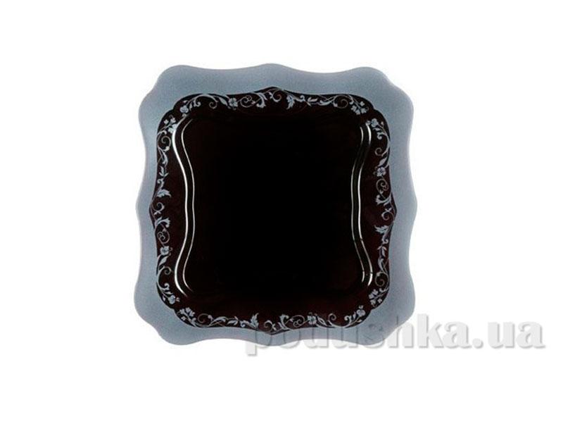 Тарелка для десерта Luminarc Authentic Silver Black H8400