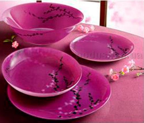 Тарелка для десерта Luminarc Kashima Fushia G9712