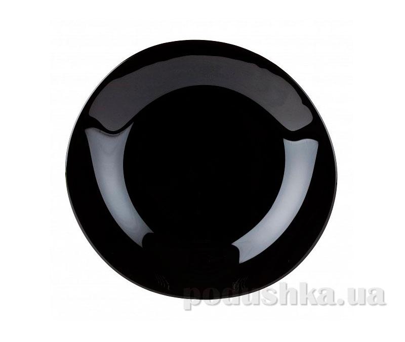 Тарелка для десерта Luminarc Volare Black G9399