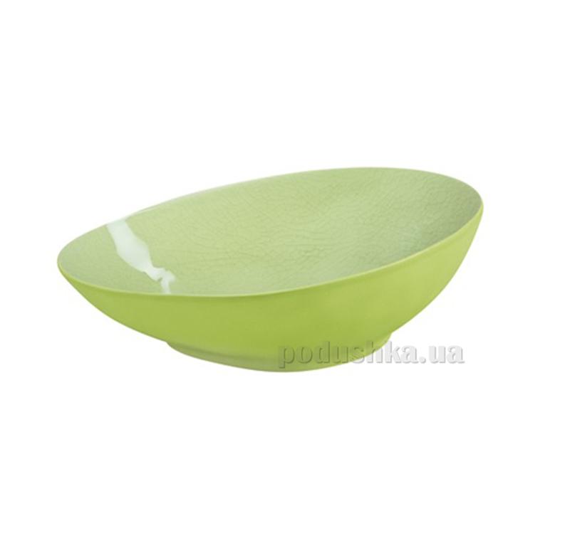 Тарелка для супа a La Plage Asa Selection фисташковая