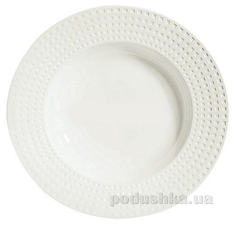 Тарелка для супа C&S Satitnique S0407