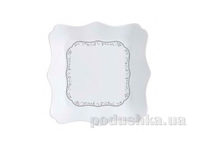 Тарелка для супа Luminarc Authentic Silver H8384