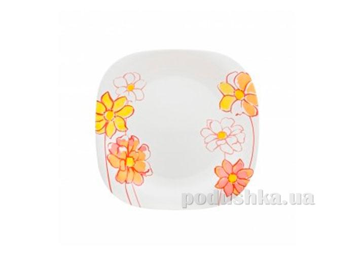 Тарелка для супа Luminarc Fresh Garden желтая H8641