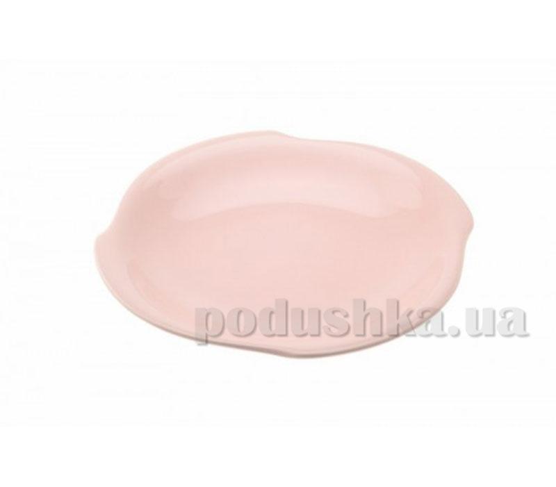 Тарелка глубокая Wind 22 см Light Pink