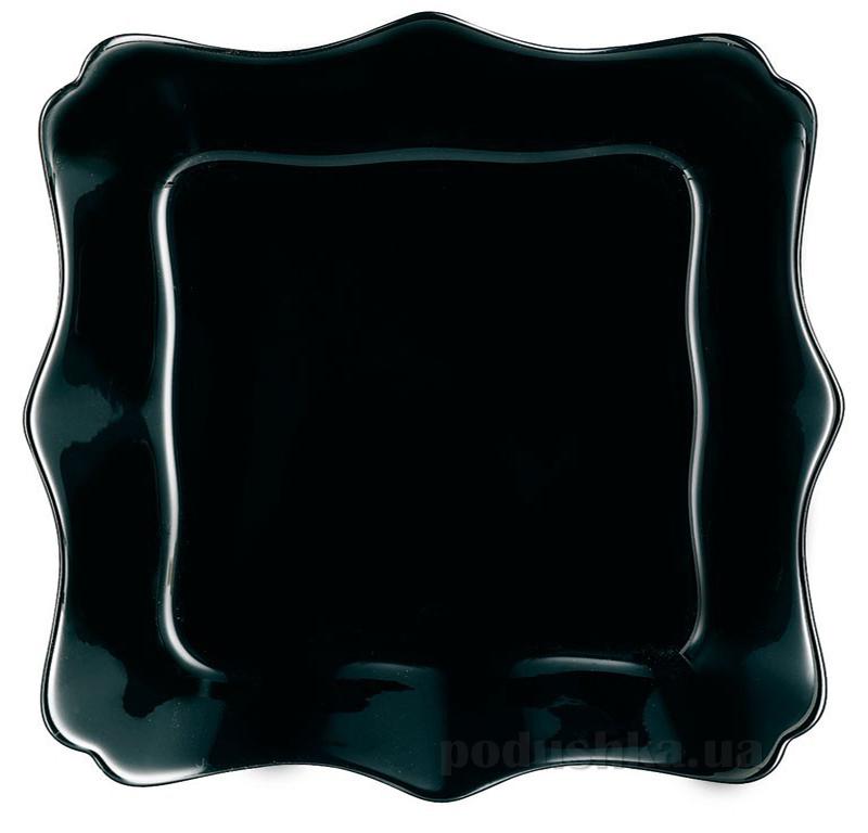 Тарелка Luminarc Authentik black j1336