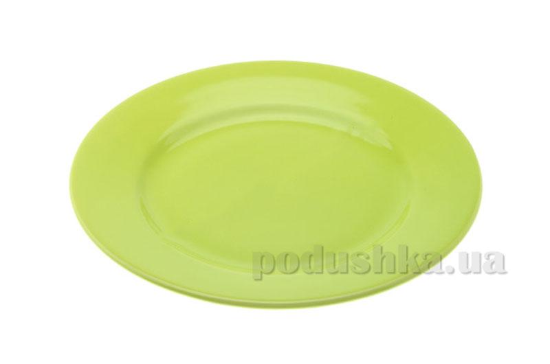 Тарелка мелкая Linda 24 см Anis