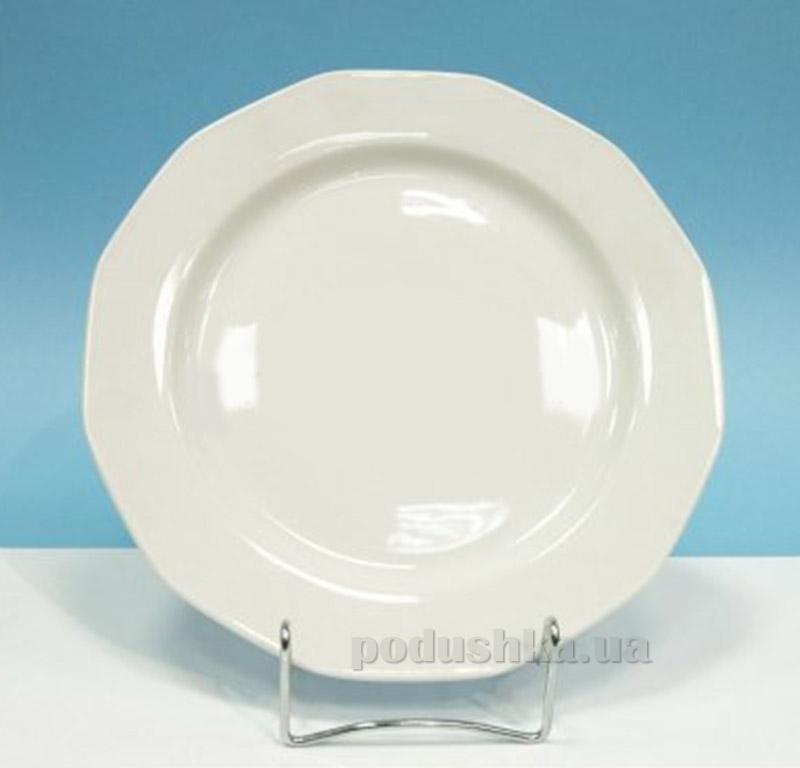Тарелка мелкая Lubiana Merkury 0734L