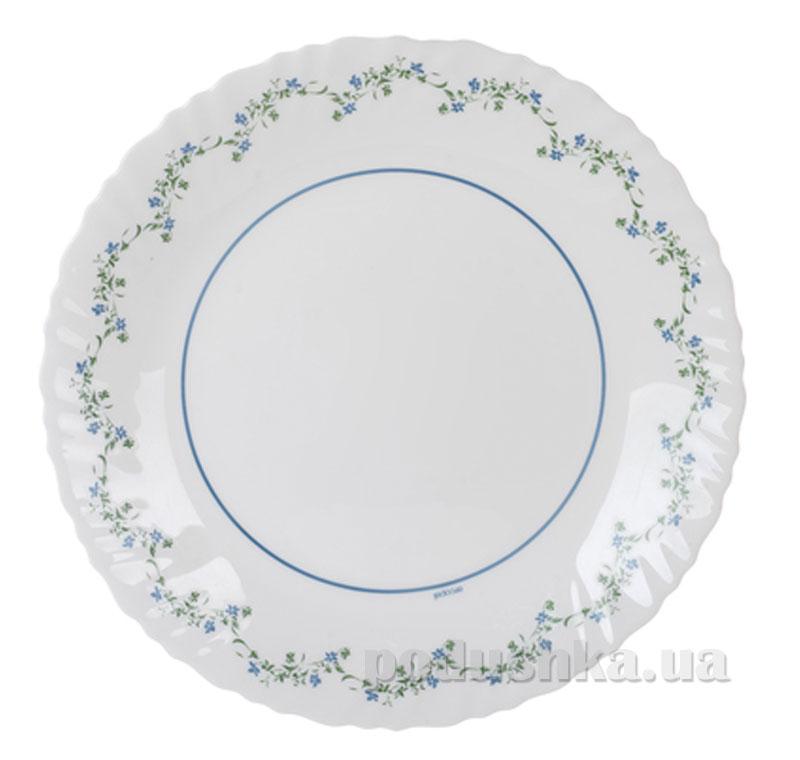 Тарелка обеденная Arcopal Valia 25 см N0406