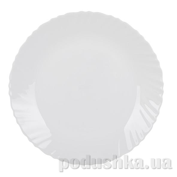 Тарелка обеденная Classique White 25 см La Opala LO-11103   La Opala
