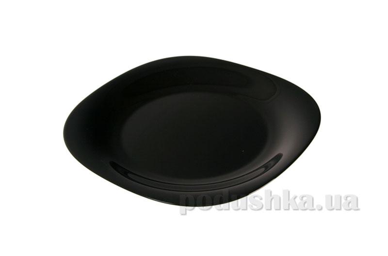 Тарелка обеденная Luminarc Carine Black H3666