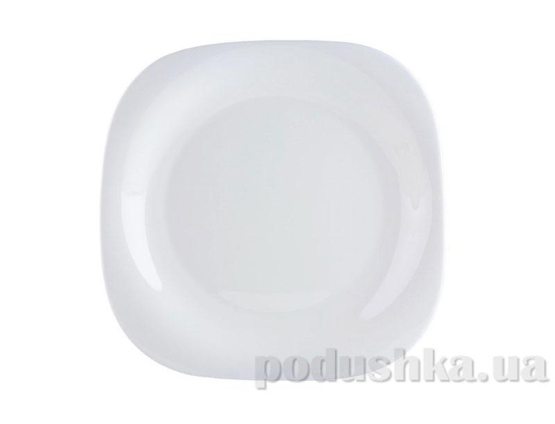 Тарелка обеденная Luminarc Carine White H5922