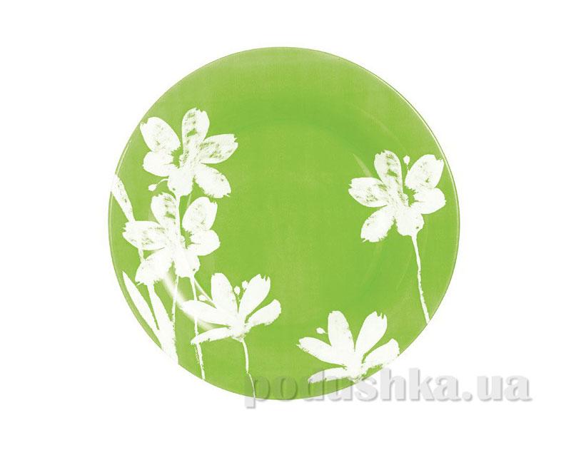 Тарелка обеденная Luminarc Cotton Flower H2776