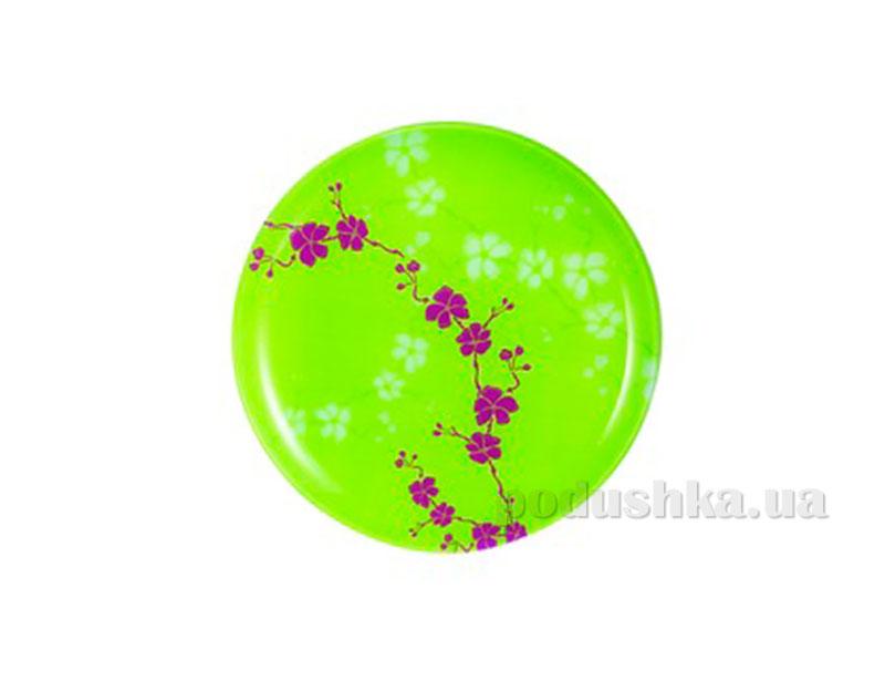 Тарелка обеденная Luminarc Kashima Green G9326