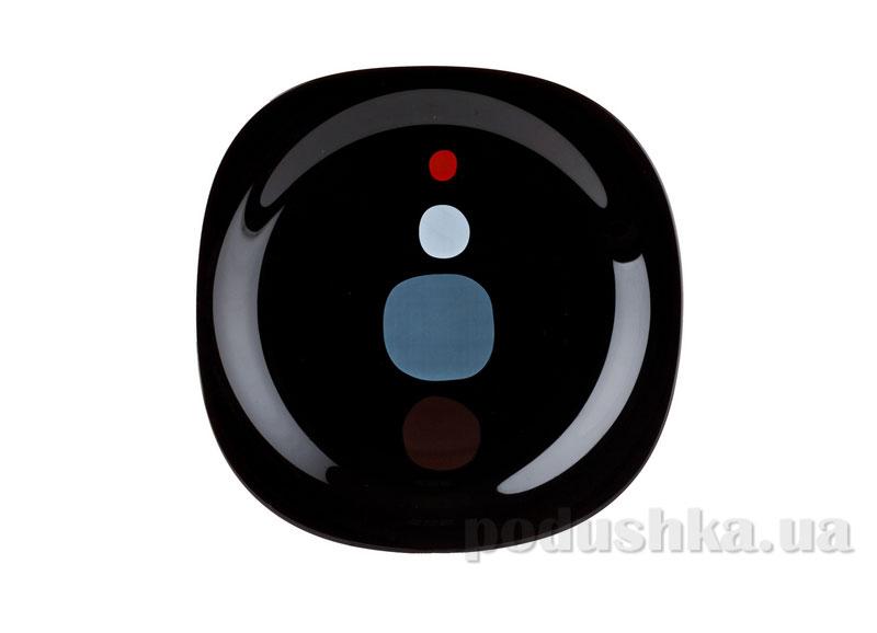 Тарелка обеденная Luminarc Kyoko Black G6899