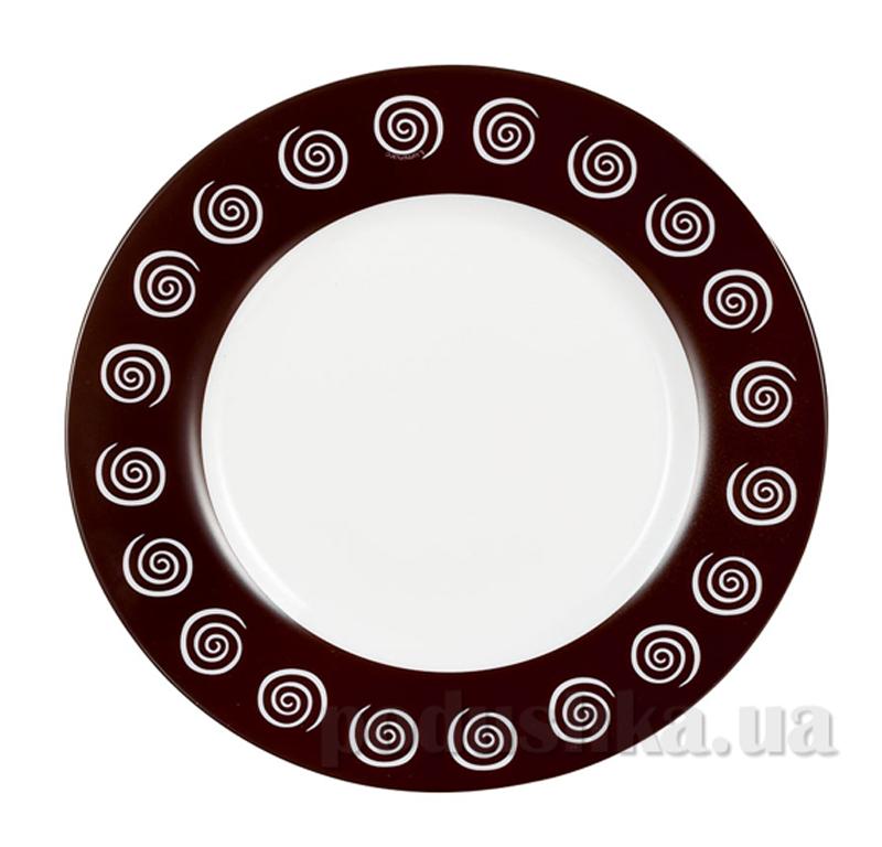 Тарелка обеденная Luminarc Sirocco Brown H4785