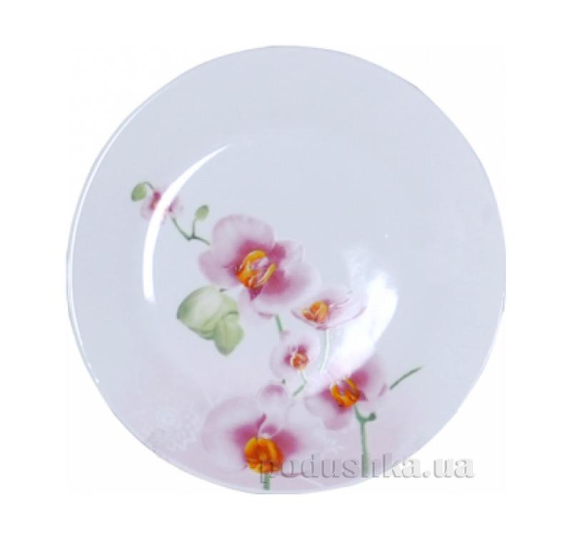 Тарелка десертная Орхидея ST 3030-03