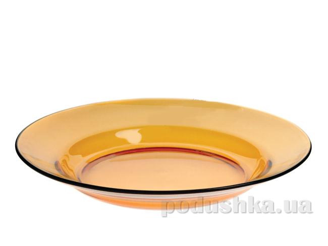 Тарелка овальная Duralex Lys Vermeil