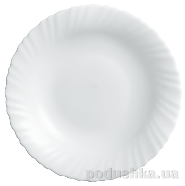 Тарелка суповая Classique White 23 см La Opala LO-11102   La Opala