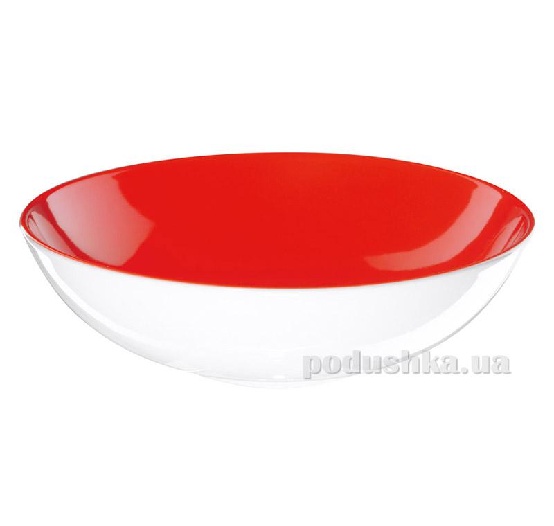 Тарелка суповая Color It Asa Selection красная