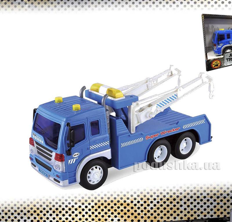 Техническая помощь Junior Trucker 28 см со светом и звуком Dave Toy 33013   Dave Toy
