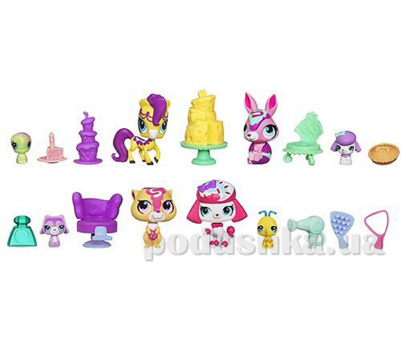 Тематический набор Hasbro Littlest Pet Shop