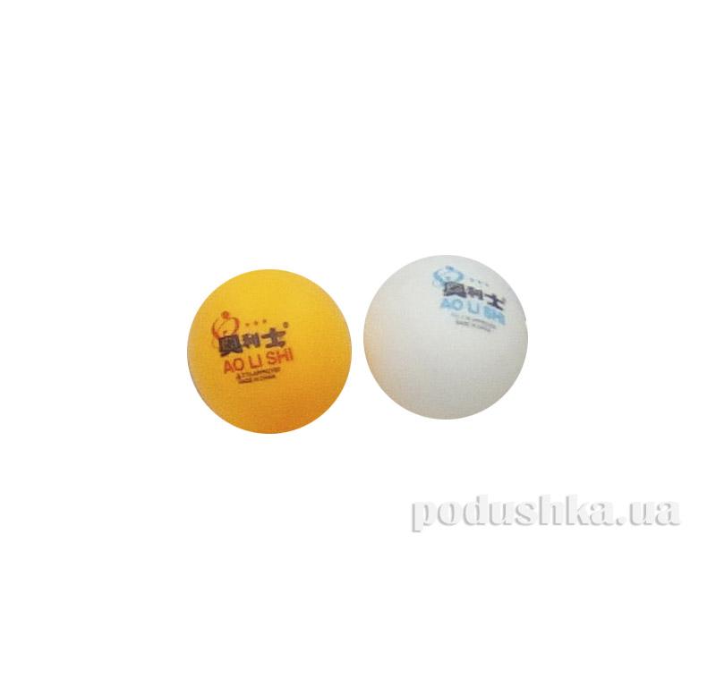 Теннисный мячик BT-PPS-0033Б белый Jambo 07010033