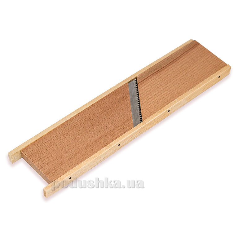 Тёрка деревянная Kamille Корейка 10080