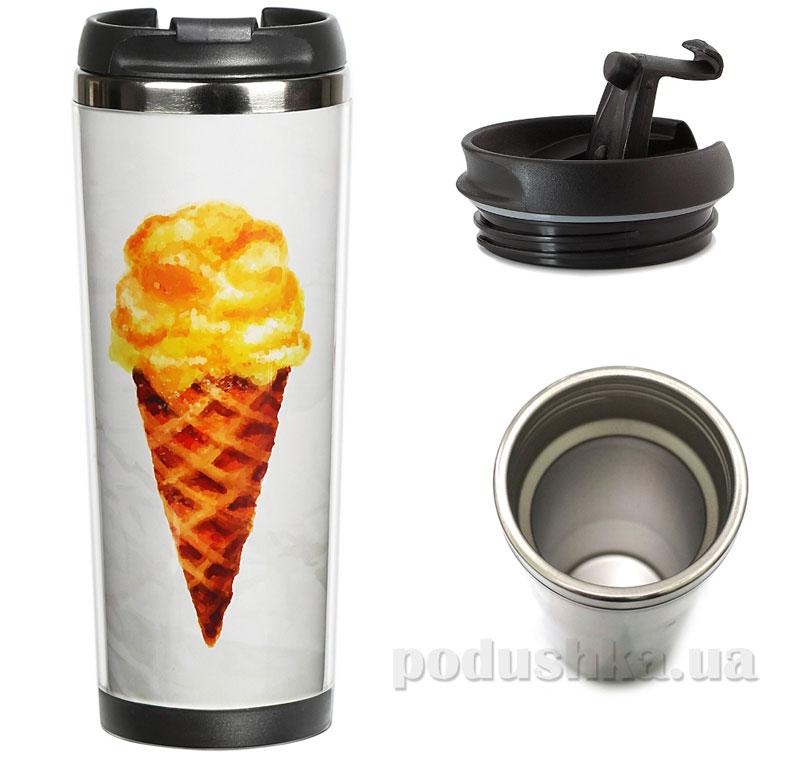 Термокружка ZIZ Мороженое ZIZ-21043