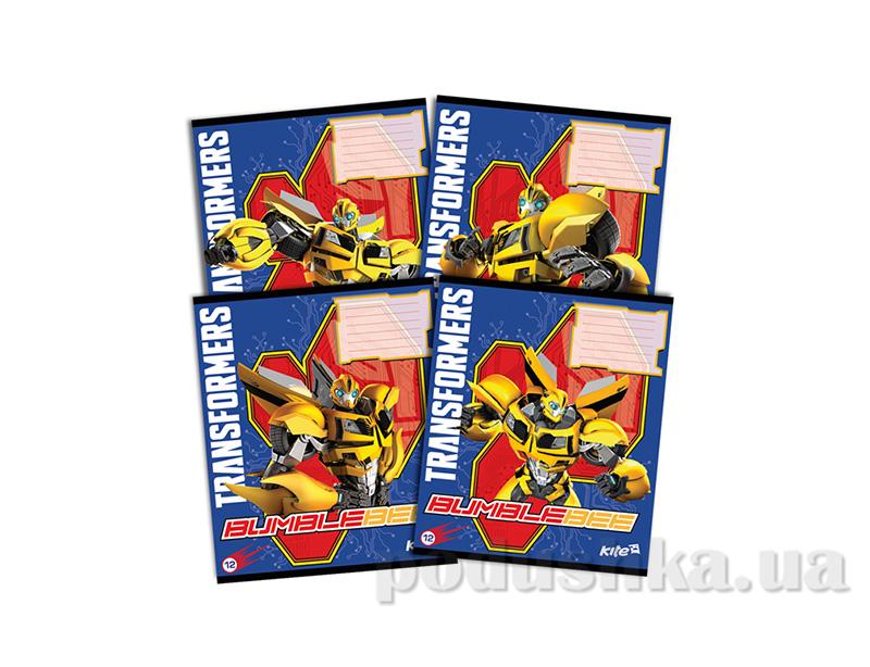 Тетрадь в линию Kite Transformers TF14-234K