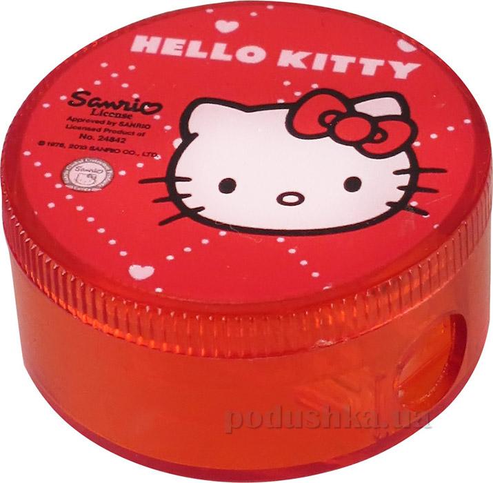 Точилка с контейнером Hello Kitty Kite HK13-116К