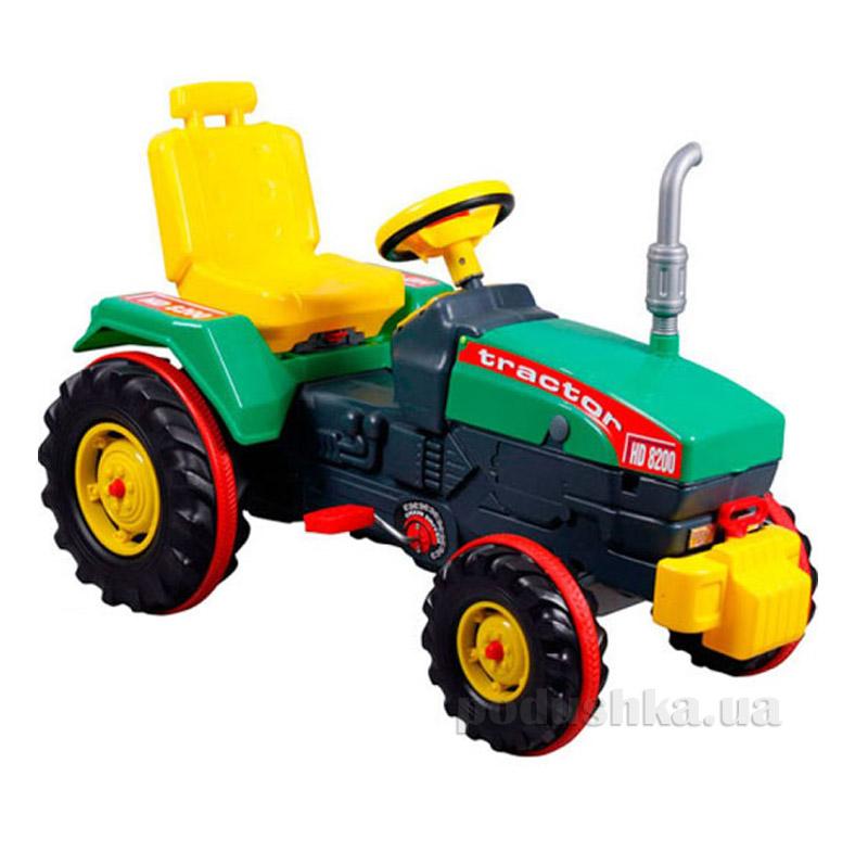 Трактор педальный Pilsan 07-294