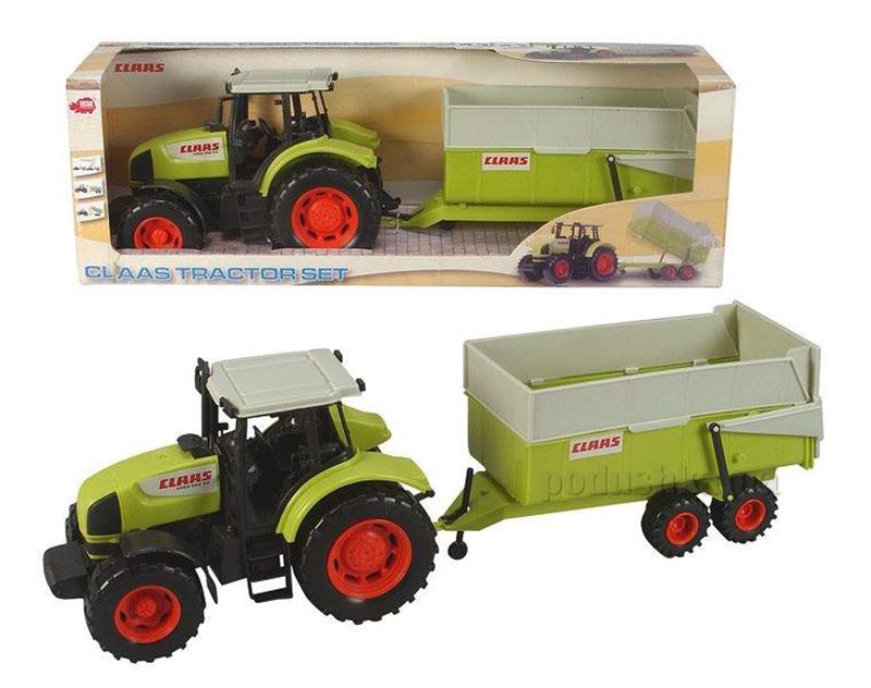 Трактор с прицепом Dickie 57 см 347 5507
