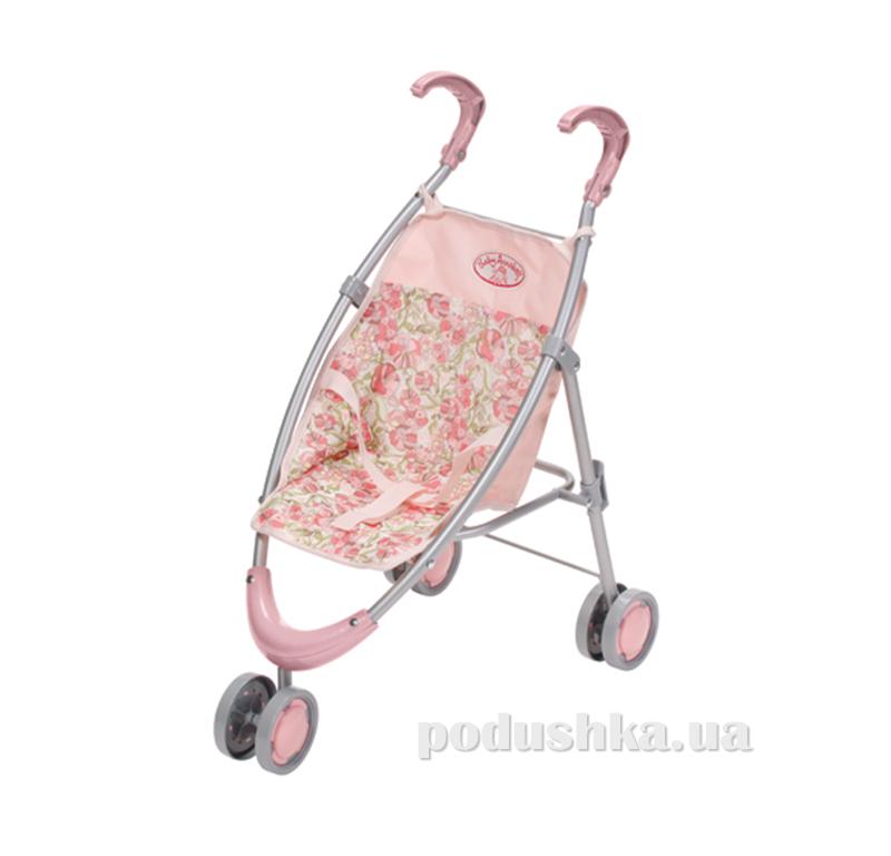 Трехколесная коляска для куклы Baby Annabell (прогулочная, складная) Zapf 792926