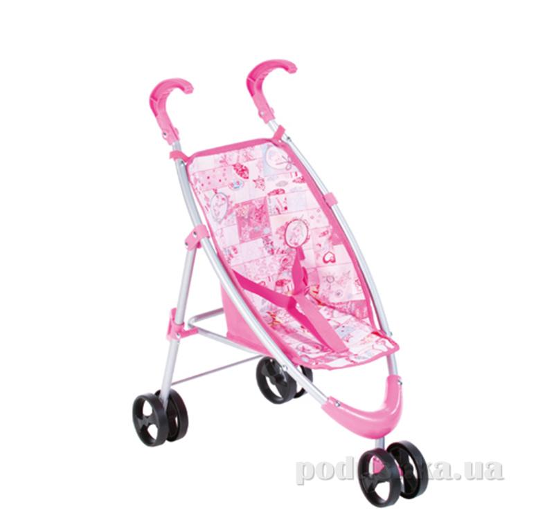 Трехколесная коляска для куклы Baby Born (прогулочная, складная) Zapf 816172