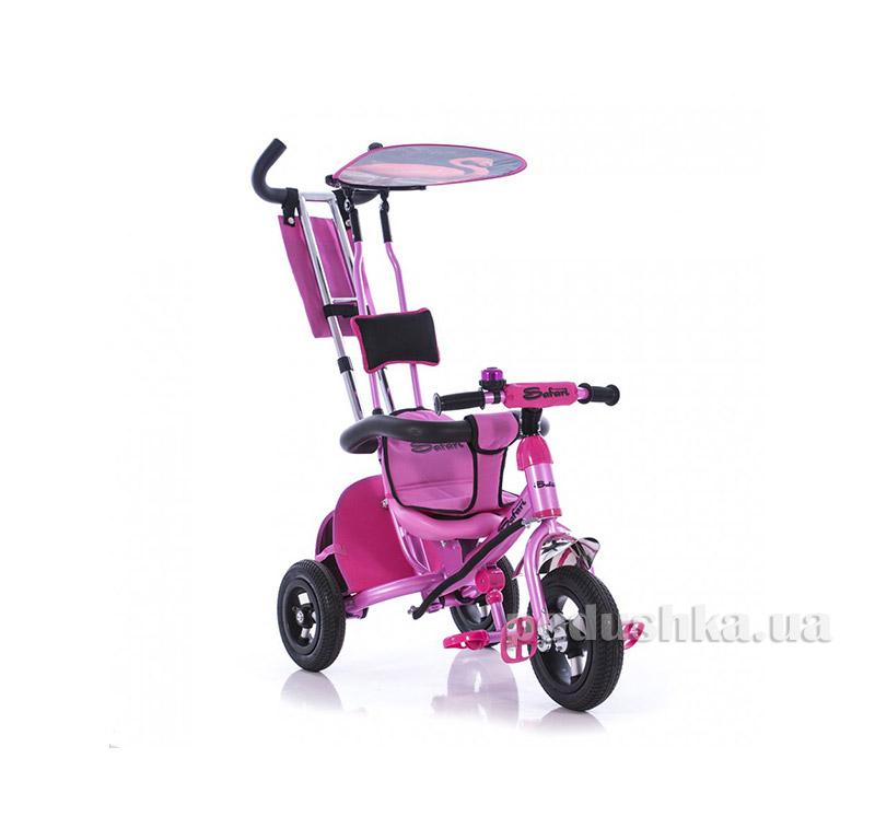 Трехколесный велосипед Azimut BC-15 An Air Safari Розовый